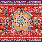 Needlepoint Canvas Armenian Cushion