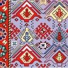 Needlepoint Canvas Kelim Armenian Cushion