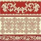 Needlepoint Canvas Italian Cushion