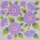 Needlepoint Canvas by Janet Watson Lavender (fdp-JW-136)