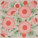 Needlepoint Canvas by Janet Watson Flowers 2 (fdp-JW-138)