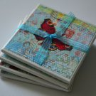 Butterfly Coaster set