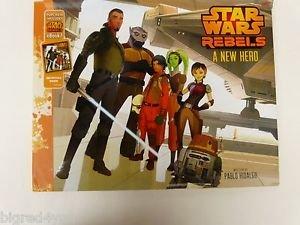 Star Wars Rebels A New Hero: Includes Star Wars eBook! by P. Hidalgo, Free Ship