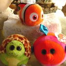 NEW  LOT 3 TY Beanie  Babies: Zoom, Splashy, Mermaid and Sparkle,