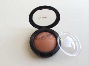 MAC Mineralize Blush - Earth to Earth (UNBoxed and marked sample)  Free USA Shipping