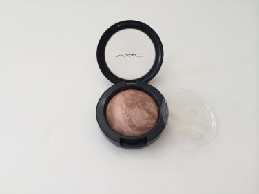 MAC Mineralize Blush - Pressed Amber (UNBoxed)  Free USA Shipping