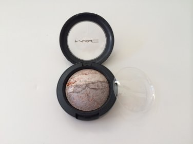 MAC Mineralize Eyeshadow - Family Silver (UNBoxed)   Free USA Shipping