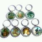 Back to the future 2 Party Favor Key chains