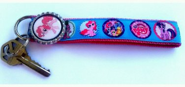 My Little Pony Key Chain  - My Little Pony Lanyard - My Little Pony Key fob