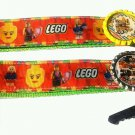 Lego Key Chain FOB - Lego wristlet - Lego lanyard - Lego Movie Key fob