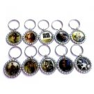 Walking Dead Party Favor Key chains - MANY AVAILABLE!