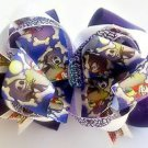 Nightmare before Christmas hair Bow - Jack Skellington Hair Bow Headband
