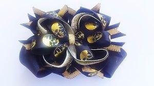 Skull hair Bow - Skull Headband - Halloween Skull Bow
