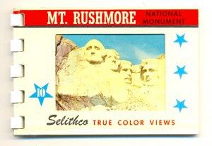 Mt. Rushmore Post Card Photo Set