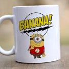 BDM 186 Minion Banana Bazinga!