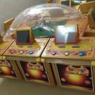policy series Red Yellow Blue Real Ball Game Machine