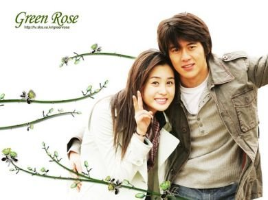 Hoa Hồng Xanh 2005 (Green Rose)