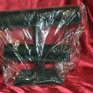 "Green Velvet 2 Tier Bracelet Watch T-Bar 7""H Jewelry Holder Display Stand Rack"