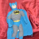 "DC Comics BATMAN 16"" PLUSH STUFFED ANIMAL TOY NEW w/ TAG 3+, Boys & Girls and"