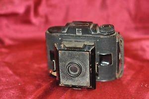 """Antique Black Camera 5"""" X 5"""""""