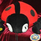 LARGE LADY BUG PLUSH FROM SING ALONG CUDDLE- 3+, Boys & Girls and Not Sure