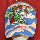 Ed Hardy By Christian Audigier Cotton Blend, Multi-Color & One Size Trucker and