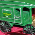 """McCallaster ANTIQUE GENERAL DELIVERY CAST IRON 7 1/2""""x 6 1/2""""x 3 1/2"""", Truck"""