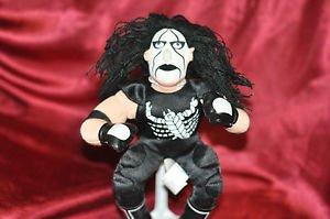1999 WCW BeanBag Brawlers Sting W/ Tags! New! #00991/35000