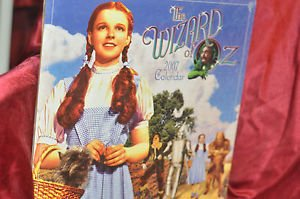 The Wizard of Oz a 2007 Calendar New Never Opened