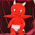 Harvey Entertainment Red Devil Plush Soft Doll 3+, Boys & Girls and Not Sure