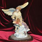 PREMIER COLLECTION ANGEL GIRL, ANGEL CHILD STATUE Ceramic