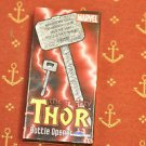 The Mighty Thor Hammer Marvel Comics Licensed Metal Bottle Opener