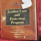 LEATHER MASTER Leather Care And Protection Program