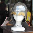"""Roman Imperial Gallic Helmet. It measures approximately 12"""" in height."""