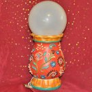 Mood Light Ball Lamp collections 14''tall Magical rare Battery Powered