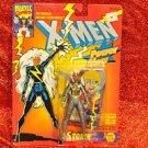 1993 X-Men Power Glow Storm Action Figure ToyBiz Marvel Comics  5+ 5in.1980-2001