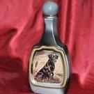 """Vintage Jim Beam Decanter """"Labrador Retriever"""" by James Lockhart 1977"""