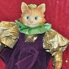 """Originals Adult Collector Plush Female Cat """"Puss and Boots"""""""