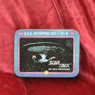 STAR TREK the Next Generation Playing Cards in sealed Tin by ENESCO Vintage 1999