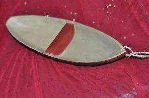ROW BOAT HOME DECOR SERVING DISH Chip & Dip Bowl, Dishwasher Safe, Multi-Color,