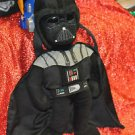 "Star Wars DARTH VADER Plush 20"" Backpack Buddy Fabric and Multi-Color"