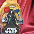Star Wars - Force Battlers - EMPEROR PALPATINE Quick Change Action Figure