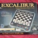 Excalibur Deluxe Electronic Chess Game. 73 levels. Good condition.