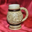 Vintage 1982 Handcrafted Ceramarte AVON German Beer Stein Mug Collectible Ships