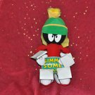 """1994 Marvin The Martian Official Looney Tunes Applause 10"""" Plush stick to window"""