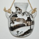 Clay Art Pottery Wall Home Decor Made in Costa Rica Man Cave
