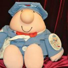 1998 Ziggy Mailman Special Delivery Large Plush 17''tall