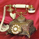 Antique Victorian Rotary Telephone