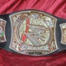 WWE Wrestling Champion Belt Signed Scott Johnson