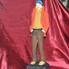 "VTG 16"" Resin Sea Captain Sailor Detailed Statue Figurine Nautical Decor"